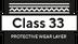 klasse 33 - Beschermende slijtlaag