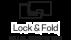 Lock & Fold lijmloos systeem